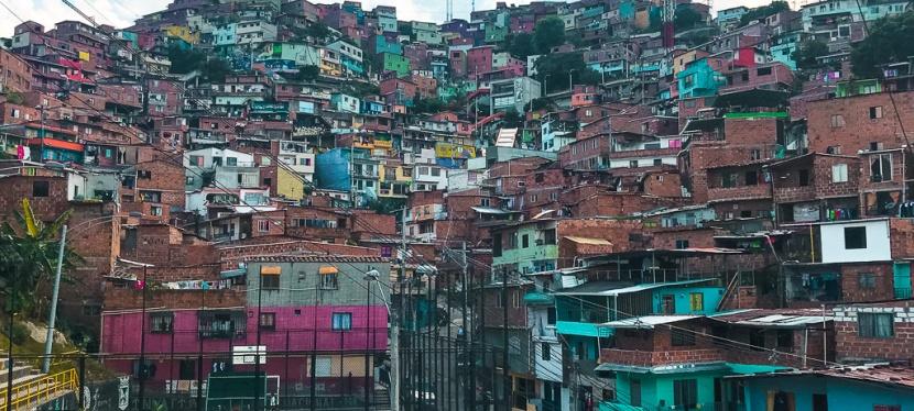 Living in Medellín,Colombia
