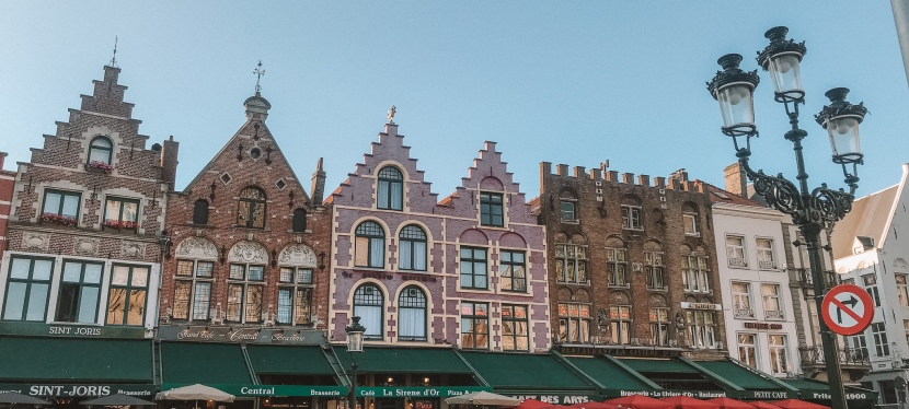 Beer, Waffles & Chocolate…oh my! A glimpse into our week inBelgium.